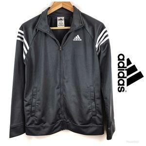LIKE NEW ADIDAS Zip Up Jacket Sz L $89!